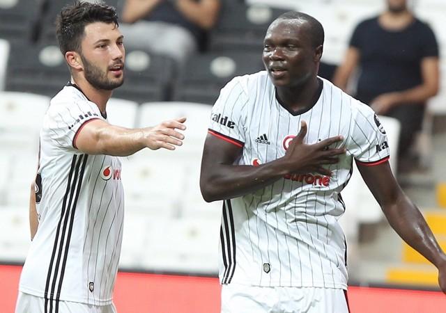 Aboubakar 6 maçta forma giyemeyecek!