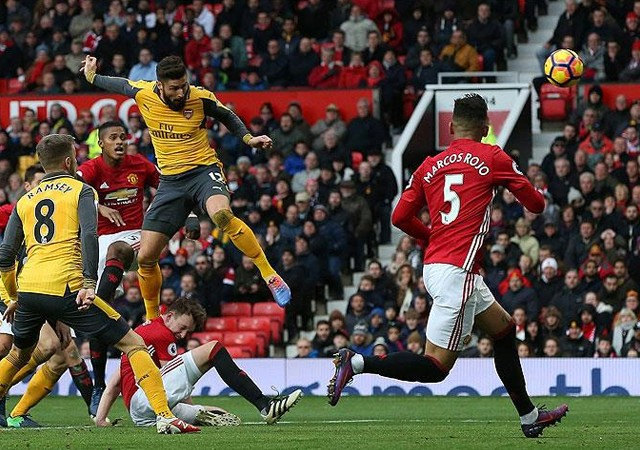 Old Trafford'da kazanan çıkmadı