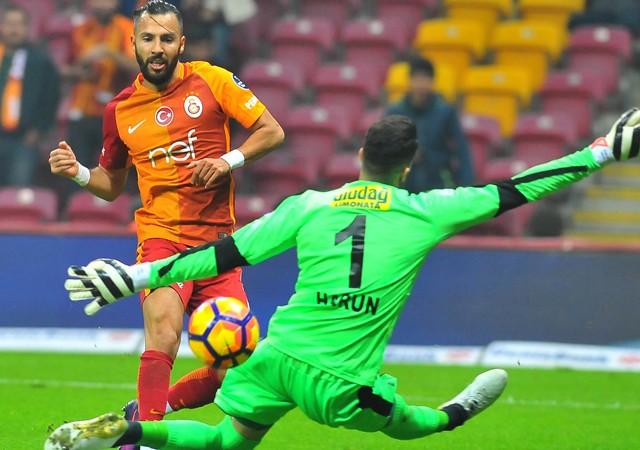 Yasin Öztekin'den maç sonu itiraf!