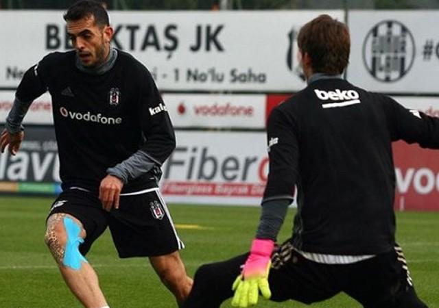 Beşiktaş'ta sevindiren gelişme!