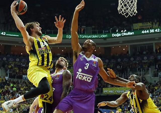 Fenerbahçe'den Real Madrid'e son saniye darbesi!