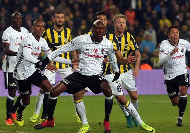 Fenerbahçe - Beşiktaş 0-0
