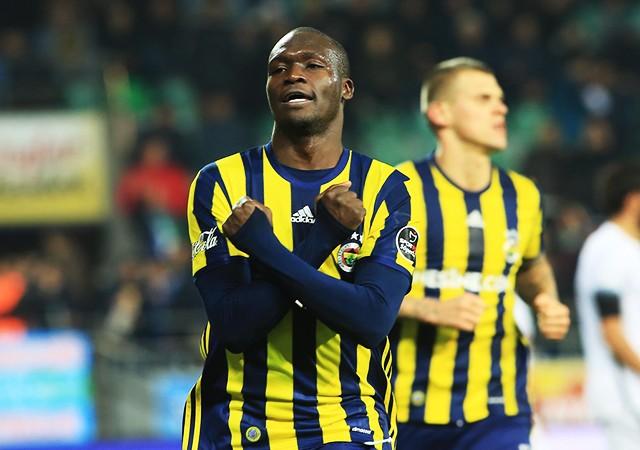 Fenerbahçe'nin galibiyet serisi sona erdi! Moussa Sow...