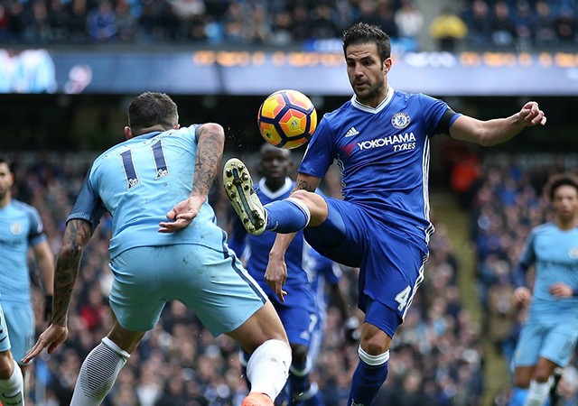 Manchester City 1-3 Chelsea