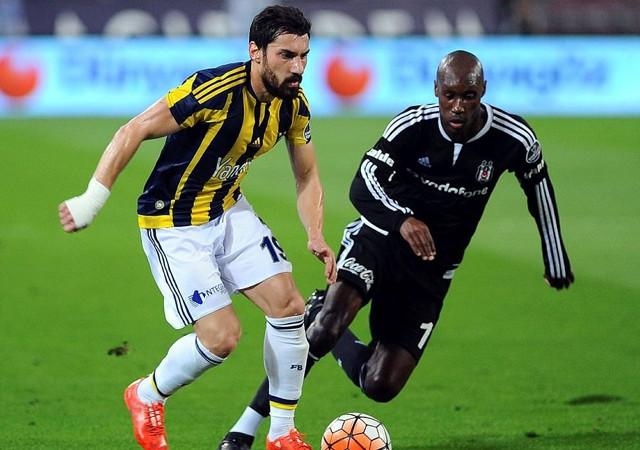 Fenerbahçe-Beşiktaş maçının muhtemel 11'leri!