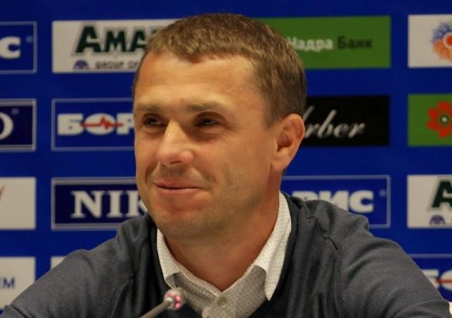 Rebrov'un aklı Beşiktaş'ta değil Shakhtar'da