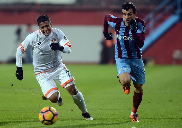 Trabzonspor 4-1 Adanaspor | Spor Loto Süper Lig