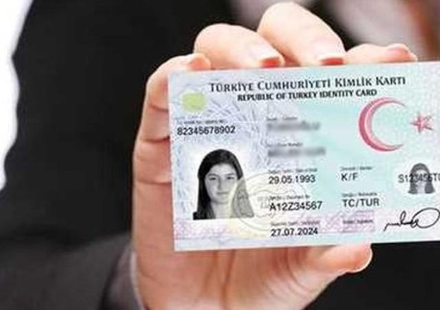 Yeni kimlik kartlarının ücreti belli oldu!