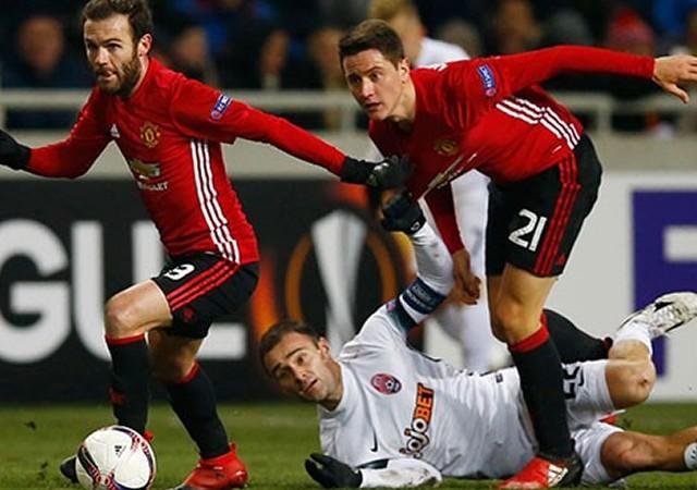 Manchester United turu geçti...