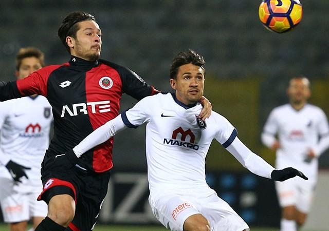 Gençlerbirliği:0 Başakşehir:0   Spor Toto Süper Lig Maç Sonucu