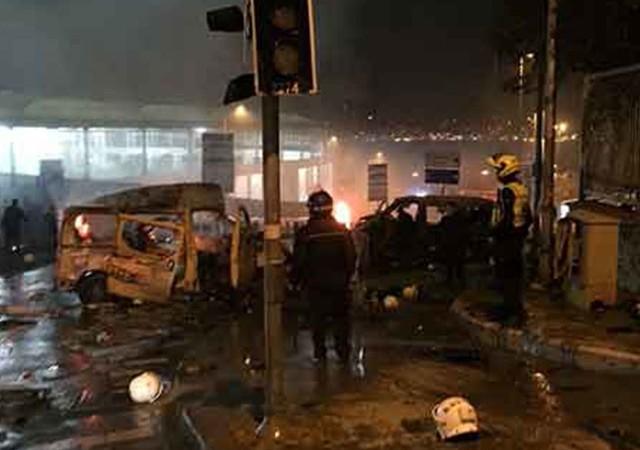 İstanbul'daki patlamaya ilişkin geçici yayın yasağı!