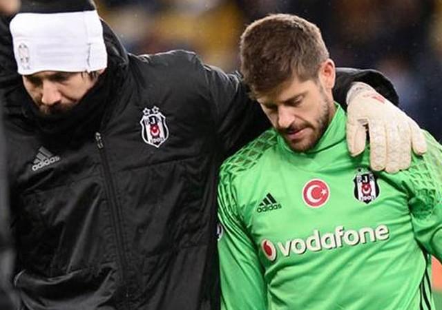 Dinamo Kiev maçında ağlayan Fabri'den Beşiktaş itirafı!