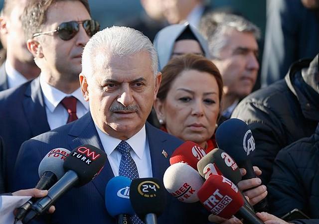 Başbakan Yıldırım'dan Beşiktaş saldırısı açıklaması