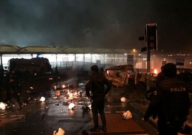 Dış basın İstanbul'daki hain saldırıyı böyle gördü