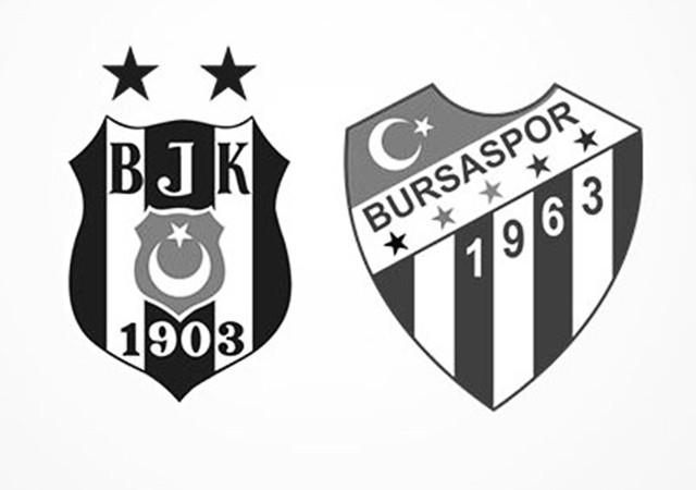 Bursaspor ile Beşiktaş özel maç yapacak