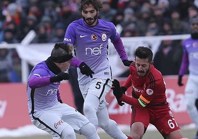 24 Erzincanspor 1-1 Galatasaray