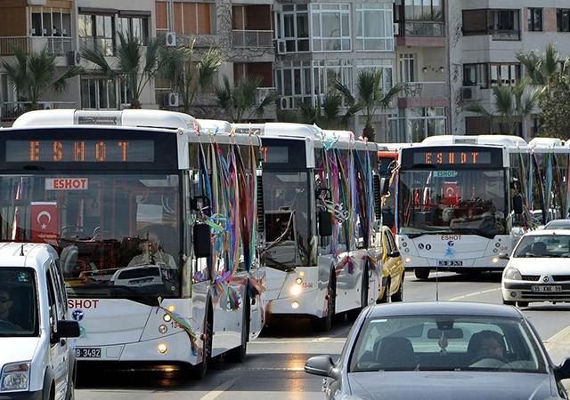 İzmir'de ulaşıma yüzde 8.33 zam!
