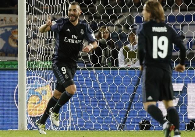 Real Madrid finalde!