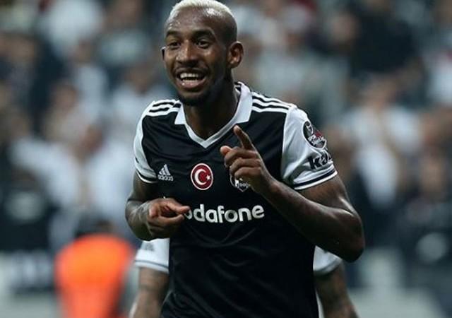 Beşiktaş'ta Anderson Talisca sevinci