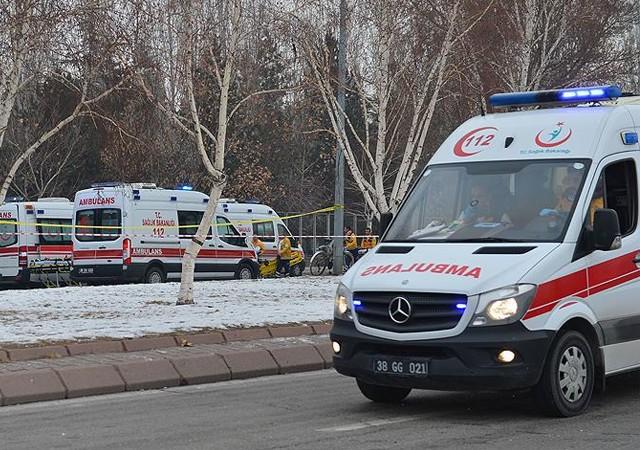Kayseri'deki bombalı saldırıda şehit sayısı arttı!