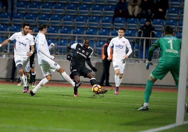 Kasımpaşa 2-1 Beşiktaş |Maç sonucu
