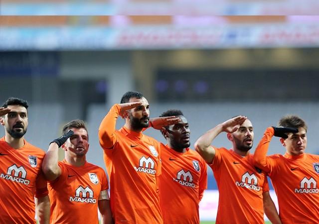 Başakşehir 24 maçtır kaybetmiyor!