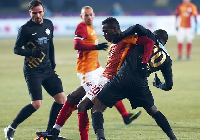 Osmanlıspor 2-2 Galatasaray | Spor Toto Süper Lig Maç Sonucu