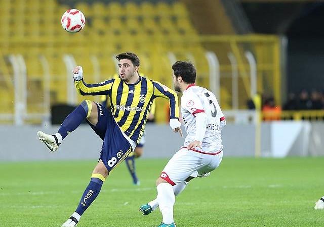 Fenerbahçe Ankara'da sürpriz istemiyor