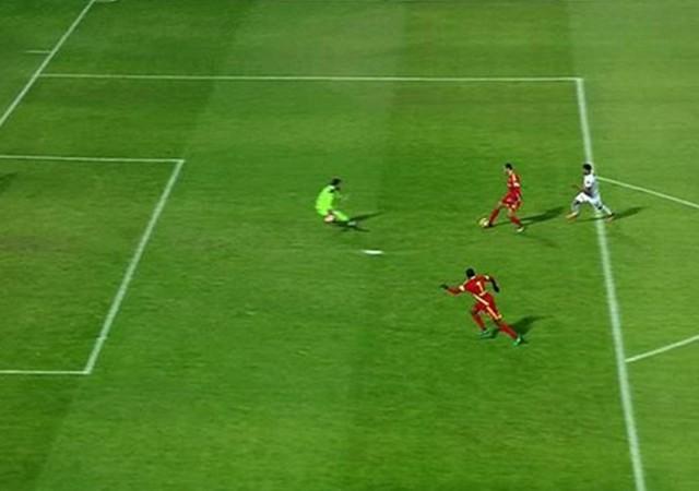 Umut Bulut öyle bir golü kaçırdı ki! Kayserispor kaybetti...