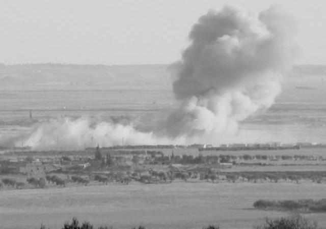 Fırat Kalkanı Harekatı'nda 1 asker şehit oldu, 9 asker yaralı