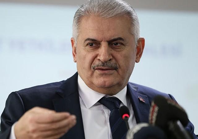 Başbakan Yıldırım'dan Rus Büyükelçi'ye suikast açıklaması