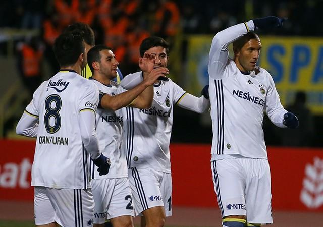 Menemen Belediyespor 0-1 Fenerbahçe   Ziraat Türkiye Kupası