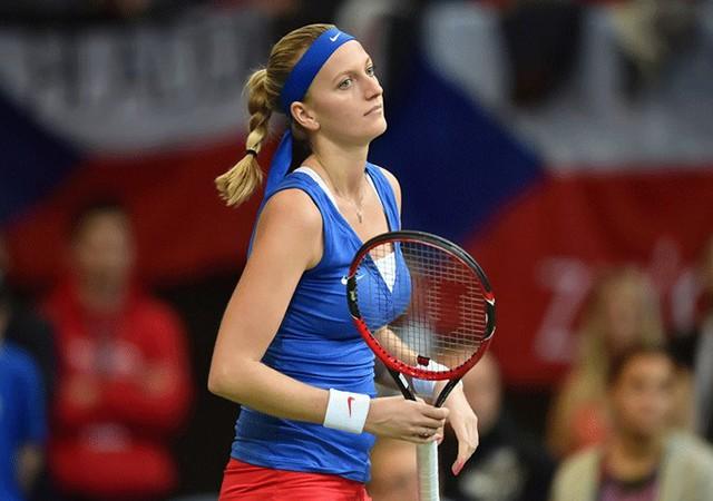 Kvitova: 'Tenise dönmek için elimden geleni yapacağım'