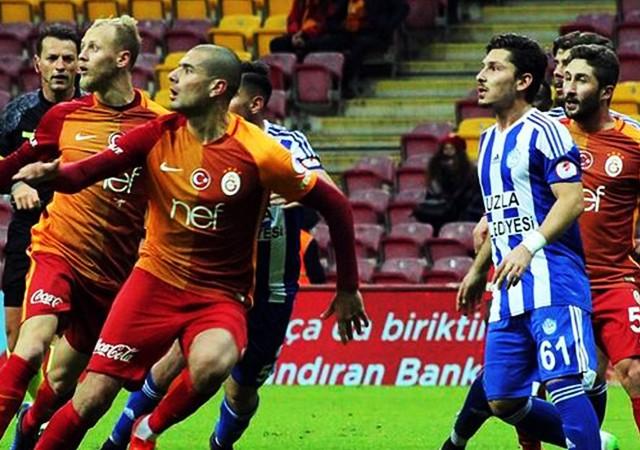 Tuzlaspor-Galatasaray maçının stadı değişti!