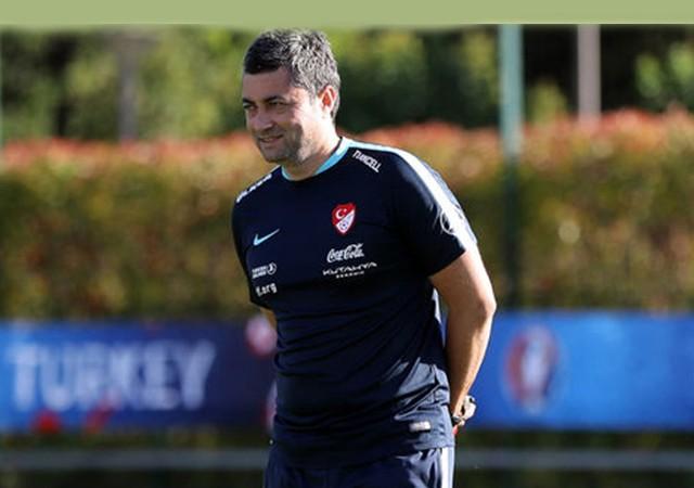 Adanaspor'da teknik direktör Levent Şahin oldu!