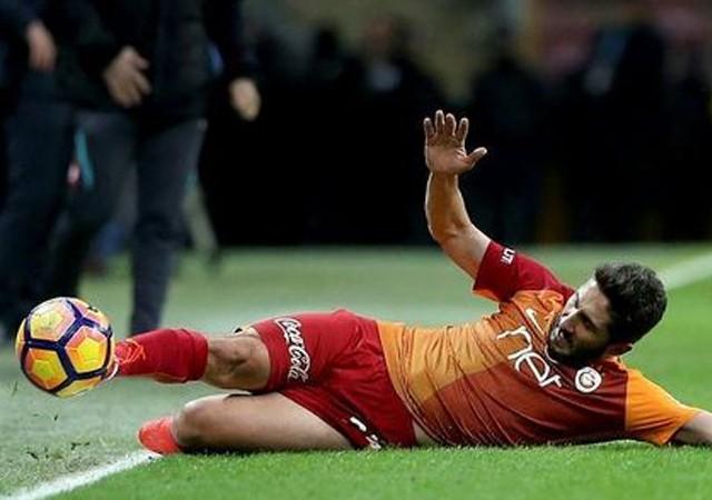 Sabri Sarıoğlu, taraftardan tepki aldı!