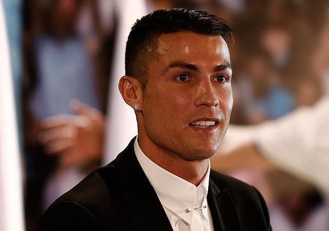 Ronaldo'nun Suriyeli çocuklar için mesajına büyük ilgi