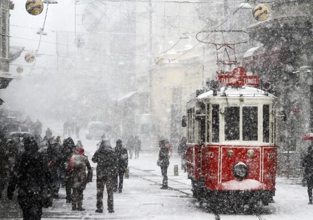 Meteorolojiden kar yağışı ve sel tehlikesi uyarısı
