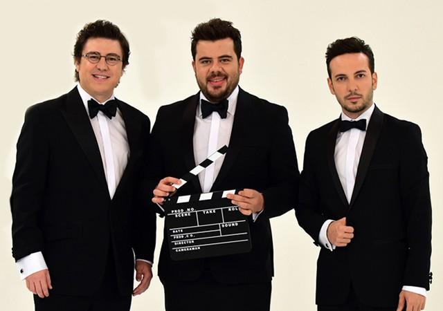3 Adam yarın akşam TV8'de...