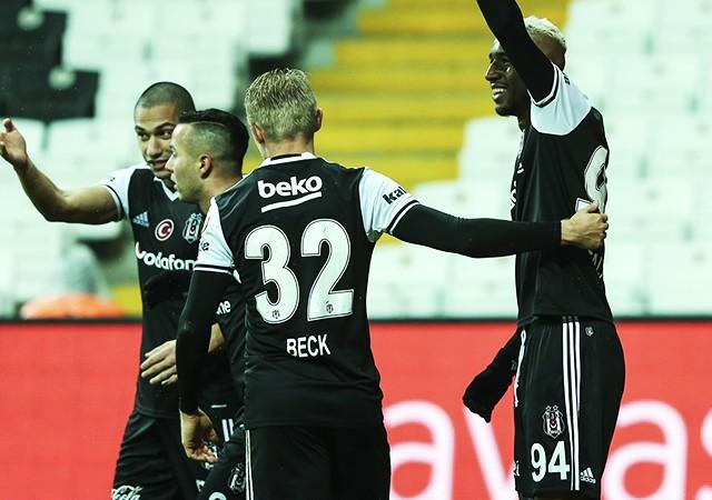 Beşiktaş 2-0 Boluspor |Ziraat Türkiye Kupası