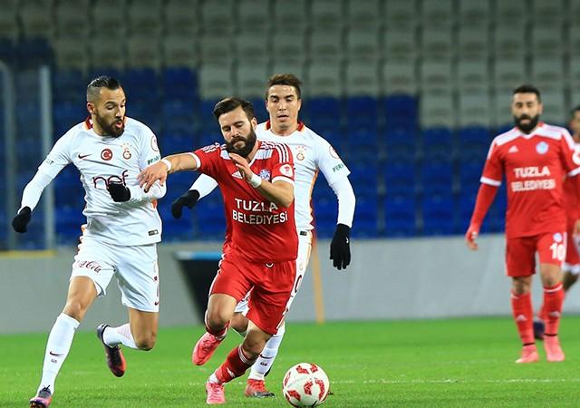 Tuzlaspor 3-2 Galatasaray | Ziraat Türkiye Kupası