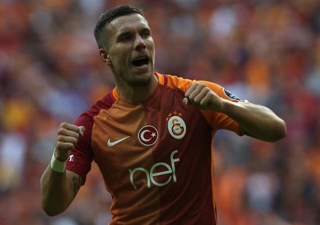 Galatasaray'dan Podolski açıklaması!