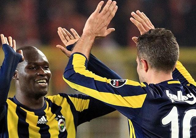 Fenerbahçe'nin gol yükünü çekenlar