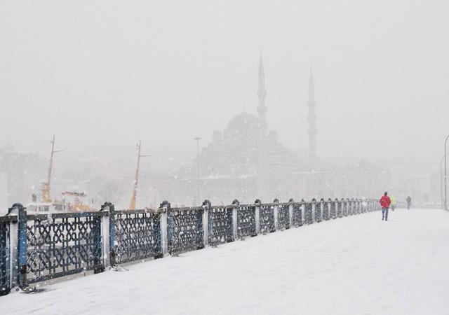 İstanbul için kırmızı alarm