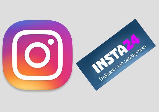 instagram artık tek bir videoda! instagram ünlüleri ne paylaşmış hepsi insta24'te...