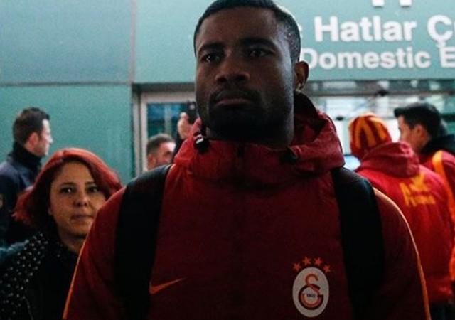 Chedjou'dan Galatasaray'a müjdeli haber