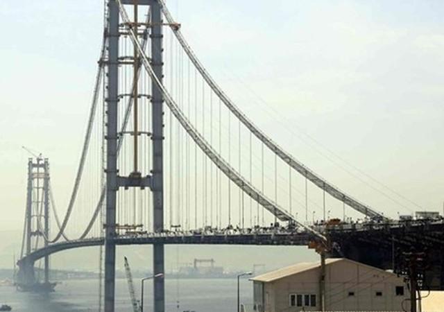 Osman Gazi Köprüsü'nün geçiş ücretinde indirim!