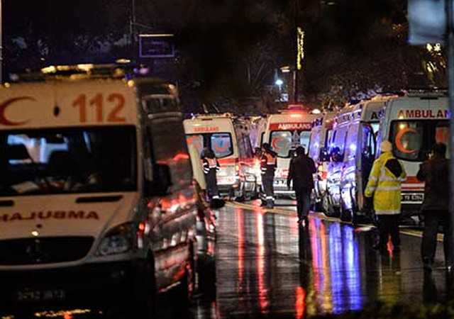 ABD Büyükelçiliği'nden açıklama! Saldırı uyarısı yapıldı mı?