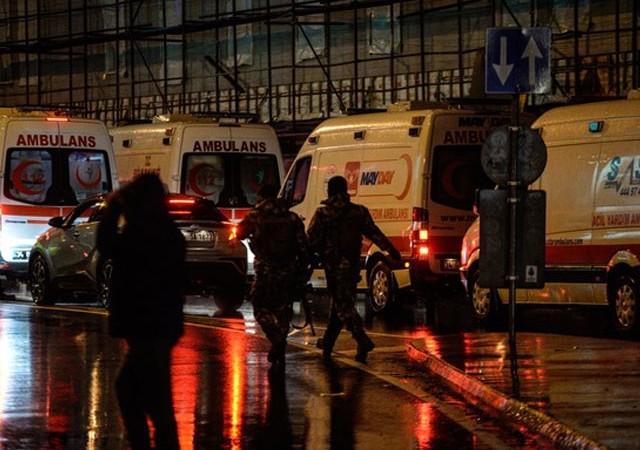 Beşiktaş'taki patlamadan kurtuldu, Reina saldırısında hayatını kaybetti