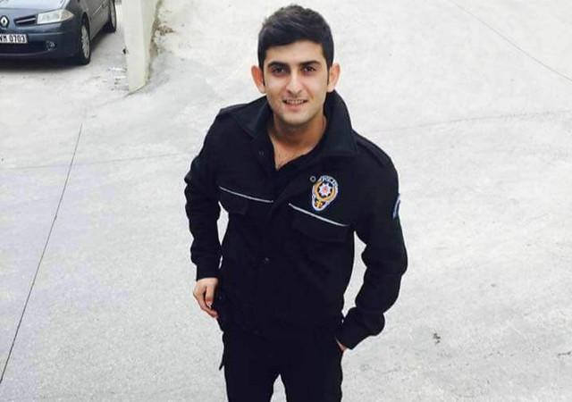 Şehit polisin son paylaşımı